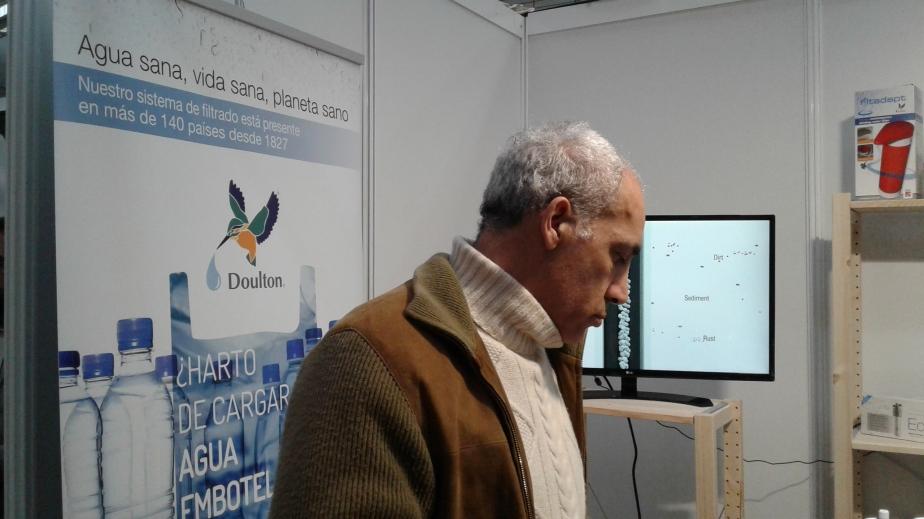 Agua saludable en Biocultura A Coruña2018.